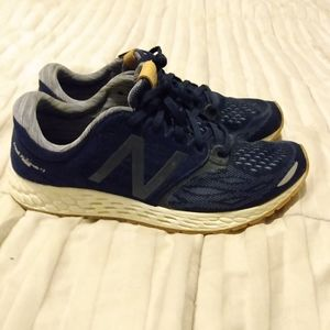 New Balance Zante V4 Navy Blue